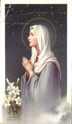 Mary, Mystical Rose