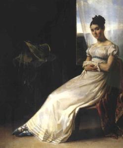 Regency Woman
